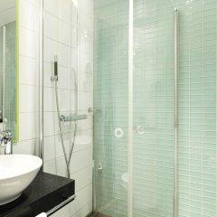 Central Hotel ванная