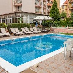 Отель Venera Свети Влас бассейн фото 2