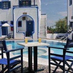 Отель Roula Villa Греция, Остров Санторини - отзывы, цены и фото номеров - забронировать отель Roula Villa онлайн фото 12