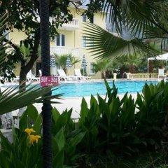 Green Stars Hotel бассейн