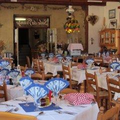 Отель Albergo Rizzi Долина Валь-ди-Фасса питание фото 3