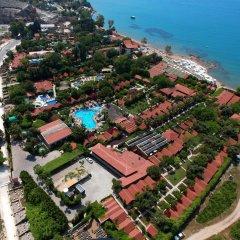 Can Garden Beach Турция, Сиде - отзывы, цены и фото номеров - забронировать отель Can Garden Beach онлайн пляж фото 2