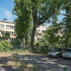 Отель P&O Apartments Sandomierska 2 Польша, Варшава - отзывы, цены и фото номеров - забронировать отель P&O Apartments Sandomierska 2 онлайн парковка