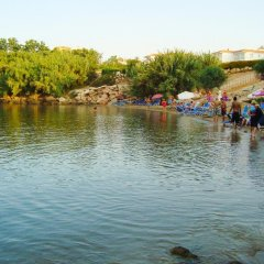 Отель Sirena Bay Villa 14 Кипр, Протарас - отзывы, цены и фото номеров - забронировать отель Sirena Bay Villa 14 онлайн фото 11