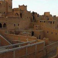 Отель Résidence Rosas Марокко, Уарзазат - отзывы, цены и фото номеров - забронировать отель Résidence Rosas онлайн балкон