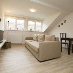 Апартаменты Greg Apartments Kampa Prague Прага комната для гостей фото 5