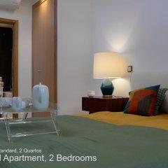 Отель Akicity Campolide In в номере фото 2