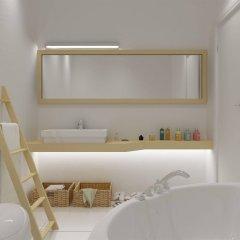 Отель Cavo Bianco Boutique Hotel & Spa Греция, Остров Санторини - отзывы, цены и фото номеров - забронировать отель Cavo Bianco Boutique Hotel & Spa онлайн ванная