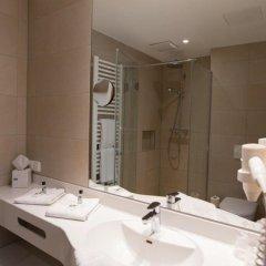 Отель Wald - & Sporthotel Festenburg ванная фото 2