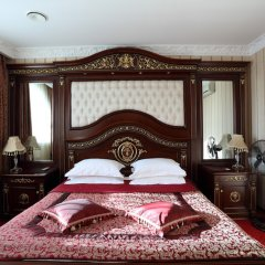 Гостиница Европа 3* Стандартный номер с двуспальной кроватью фото 11