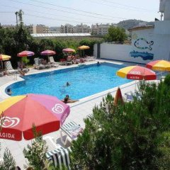 Antik Garden Hotel Турция, Аланья - отзывы, цены и фото номеров - забронировать отель Antik Garden Hotel онлайн бассейн