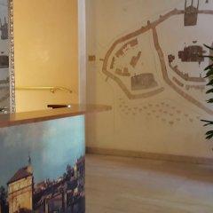 Отель Giotto Eremitani Италия, Падуя - отзывы, цены и фото номеров - забронировать отель Giotto Eremitani онлайн интерьер отеля