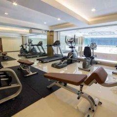 Cubic Bed Pratunam - Hostel Бангкок фитнесс-зал фото 2
