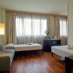 Отель Eurohotel Diagonal Port (ex Rafaelhoteles) комната для гостей