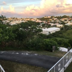 Central Apartment in Devonshire, Bermuda from 191$, photos, reviews - zenhotels.com balcony
