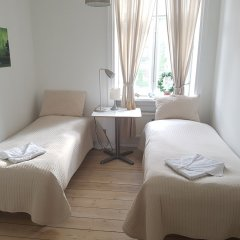 Апартаменты Classic Copenhagen City Apartment Копенгаген комната для гостей