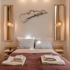 Отель FM Luxury 1-BDR Apartment - Sofia Dream Desert Болгария, София - отзывы, цены и фото номеров - забронировать отель FM Luxury 1-BDR Apartment - Sofia Dream Desert онлайн комната для гостей фото 3