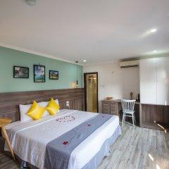 Отель Pan Hotel Hotel Вьетнам, Ханой - отзывы, цены и фото номеров - забронировать отель Pan Hotel Hotel онлайн комната для гостей фото 4