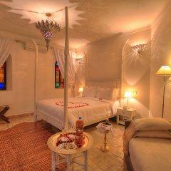 Отель Dar Anika Марокко, Марракеш - отзывы, цены и фото номеров - забронировать отель Dar Anika онлайн комната для гостей фото 4