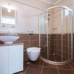Olympia Villas Турция, Олудениз - отзывы, цены и фото номеров - забронировать отель Olympia Villas онлайн ванная