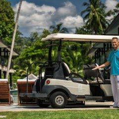 Отель Nikki Beach Resort городской автобус