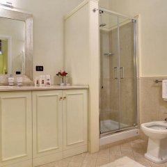 Отель Orlando Palace Apartments Италия, Флоренция - отзывы, цены и фото номеров - забронировать отель Orlando Palace Apartments онлайн ванная фото 3