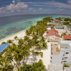 Отель Crystal Sands пляж