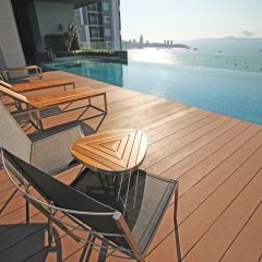 Отель Centric Sea By Pattaya Sunny Rentals Паттайя бассейн фото 3
