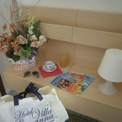Отель Villa Giovanna Римини удобства в номере