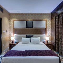 Отель Delmon Palace Дубай комната для гостей