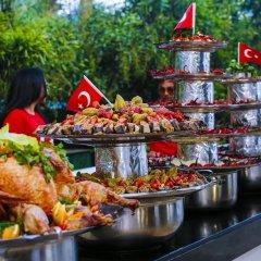 Fortezza Beach Resort Турция, Мармарис - отзывы, цены и фото номеров - забронировать отель Fortezza Beach Resort онлайн питание