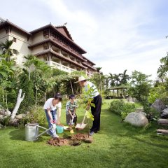 Отель The Ritz-Carlton Sanya, Yalong Bay Китай, Санья - отзывы, цены и фото номеров - забронировать отель The Ritz-Carlton Sanya, Yalong Bay онлайн детские мероприятия фото 2