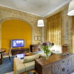 Отель Palazzo Capua Мальта, Слима - отзывы, цены и фото номеров - забронировать отель Palazzo Capua онлайн интерьер отеля