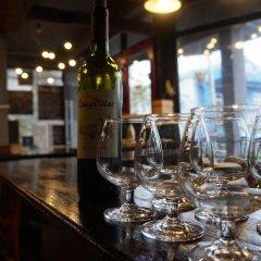 Grey Monkey Dalat Hostel Далат гостиничный бар