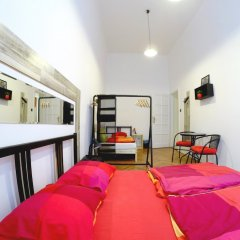 Friends Hostel and Apartments Budapest интерьер отеля
