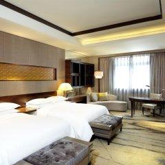 Отель Sheraton North City Сиань комната для гостей фото 4
