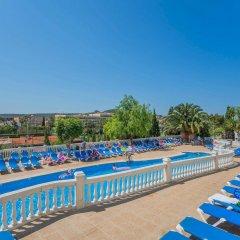Отель Holiday Centre Apartments Испания, Санта-Понса - отзывы, цены и фото номеров - забронировать отель Holiday Centre Apartments онлайн бассейн фото 3