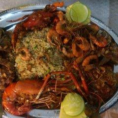 Отель Barasti Beach Resort питание
