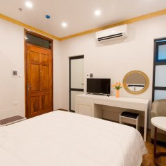 Honeymoon Hotel & Apartment комната для гостей фото 4