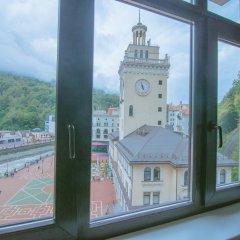 Radisson, Роза Хутор (Radisson Hotel, Rosa Khutor) балкон фото 2