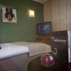 Отель Scandic Forum Ставангер сейф в номере