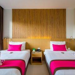 Отель Nai Yang Beach Resort & Spa комната для гостей фото 9