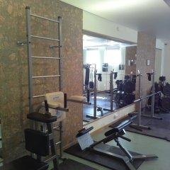 Гостиница Беккер фитнесс-зал фото 2
