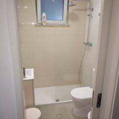 Апартаменты Lila Beach Apartment Понта-Делгада ванная
