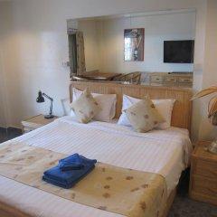 Отель Borussia Park комната для гостей фото 2