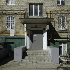 Хостел на Нахимовском Проспекте парковка