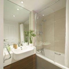 Отель Citadines South Kensington London Великобритания, Лондон - отзывы, цены и фото номеров - забронировать отель Citadines South Kensington London онлайн ванная фото 2
