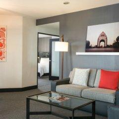 Отель Embassy Suites Mexico City Reforma Мехико комната для гостей фото 4
