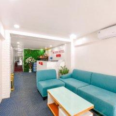 OYO 258 Orchids 3 Hotel Ханой комната для гостей