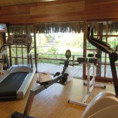 Отель InterContinental Resort and Spa Moorea фитнесс-зал